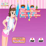 Animal Doctor Dress Up