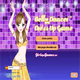 Belly Dancer Dress Up