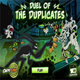 Ben10: Duel of the Duplicates