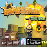 Bomberman War Zone