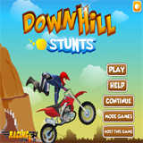 Downhill Stunts