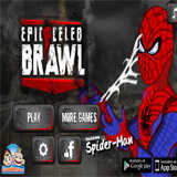 Epic Celeb Brawl: Spiderman