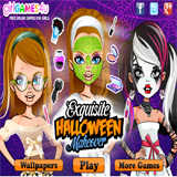 Exquisite Halloween Makeover