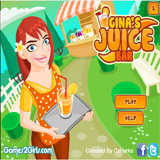 Gina Juice Bar