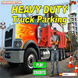 Heavy Truck Parking