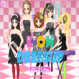 K-On Dress Up