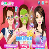 My Sweet 16 Makeover