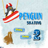 Penguin Skating 2