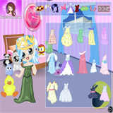 Playroom Dress Up