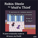Robin Steele: The Waifu Thief 2.0