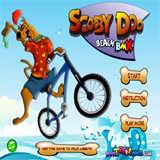 Scooby Beach BMX