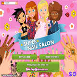 Super Nail Salon