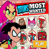 Titans Most Wanted