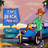 Tom Beach Parking