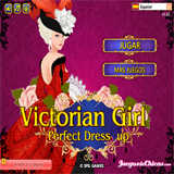 Victorian Girl Perfect Dress Up